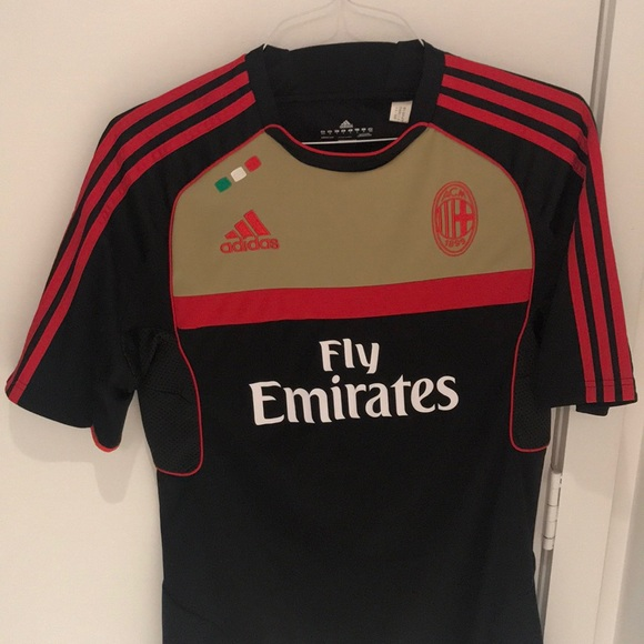 78033ac3b45 adidas Other - AC Milan Italy Training Jersey 2011-2012 season